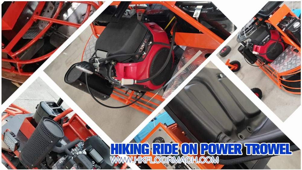ride on power trowel for sale