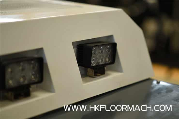 Super bright LED headlights