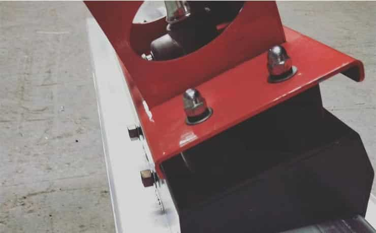 3. Enlarging large rubber shock absorber can reduce the vibration of armrest and make the operation more comfortable.
