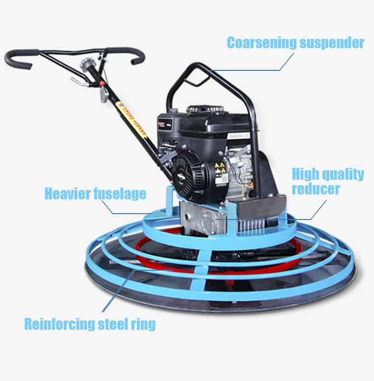 feature-of-the-p100-power-trowel-machine