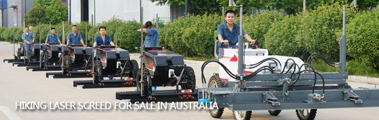 laser screed for sale australia