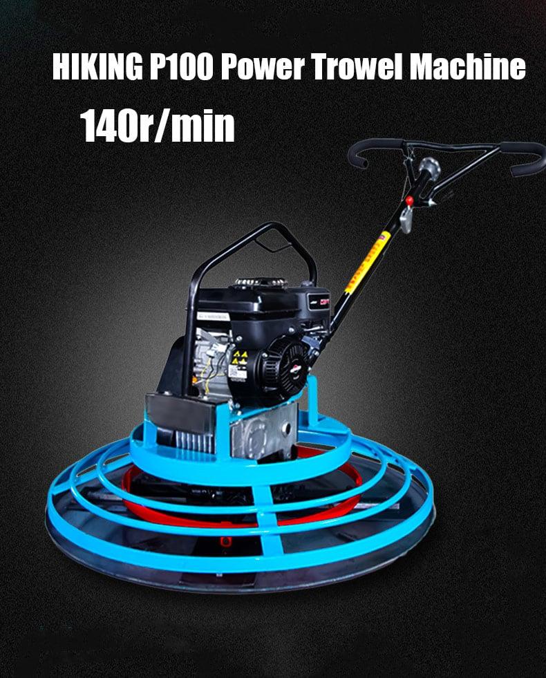 p100-power-trowel-machine
