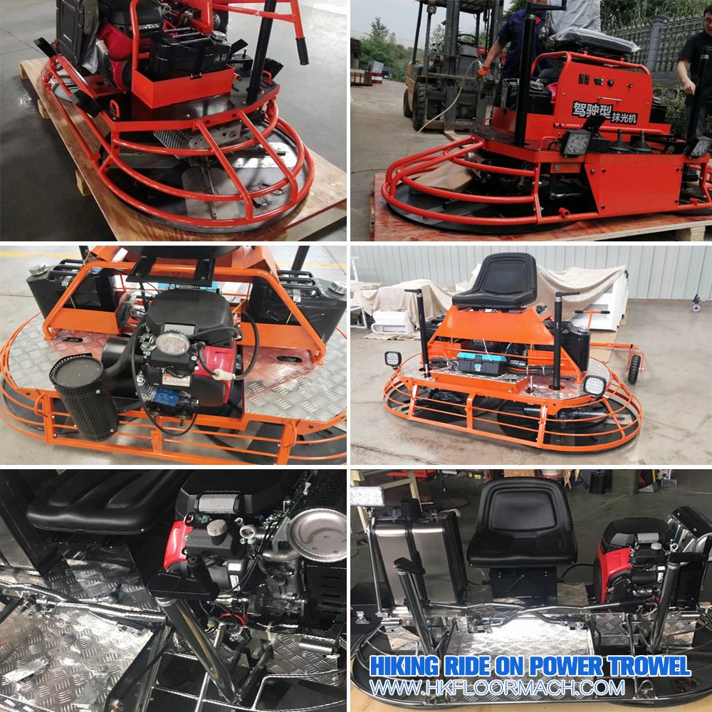 ride on powert rowel machine for sale