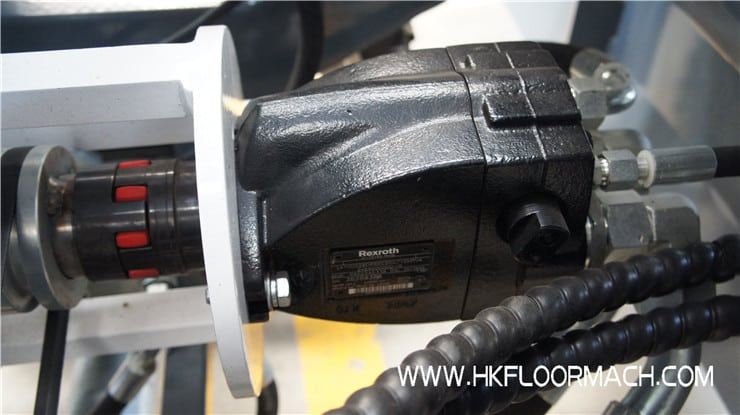 hydraulic pump of s840-2 laser screed
